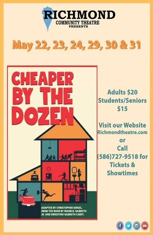 cheaper by the dozen 2019